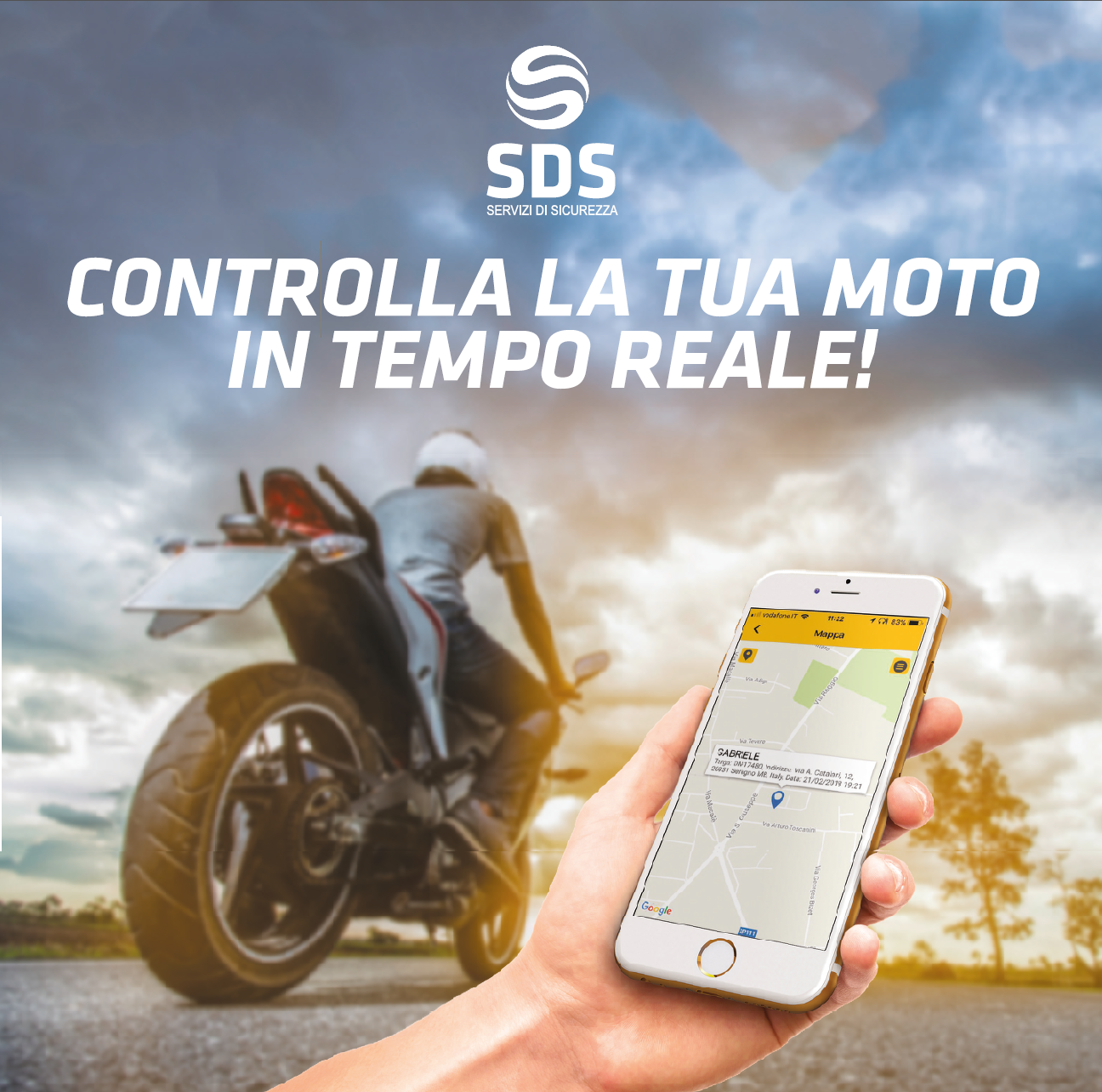 Antifurto Satellitare MOTO