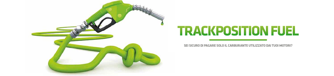 trackposition - Controllo Carburante